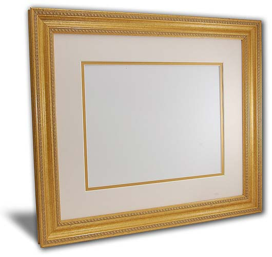 The Gold Star Frame - Unsure about your style and decor? FrameStore Direct's Transitional frames offer a balance between traditional and contemporary modernism. Clean and  simple, yet with an elegance that suits any taste, our Transitional diploma framing solutions could be the answer.