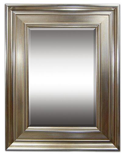 Framestoredirect online custom decorative wall mirror for Modern bathroom mirrors for sale