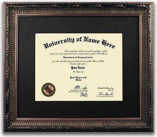 Graduation Diploma Frames | The Honor