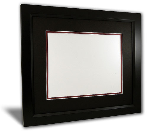 The Applause Frame | Contemporary Diploma Picture Frames