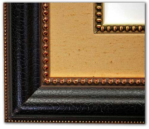 The Tour De Force Collegiate Diploma Frames  - Traditional style frame take design cues from the 18th and 19th centuries. They incorporate rich woods and fabrics with ornate details and designs. Perfect for Doctors and Lawyers offices!