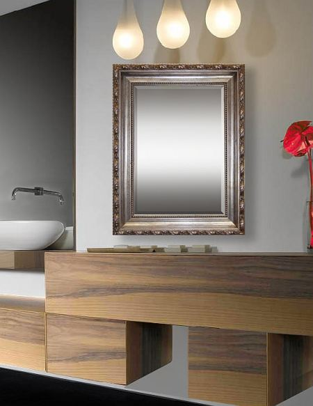 Armada - Traditional-style custom mirrors for kitchens from FrameStoreDirect takes inspiration from the 18th and 19th centuries. The rich woods and ornate designs used in our mirrors are perfect for kitchens of any style.