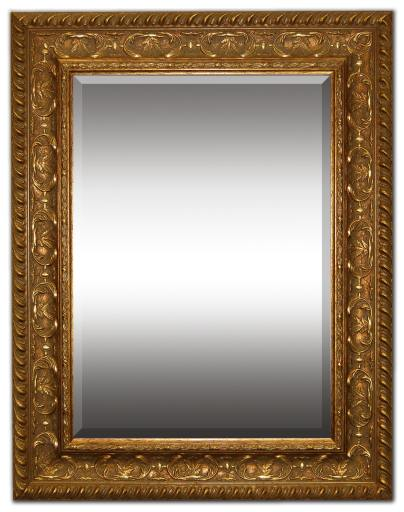 Eleganza - Traditional-style custom mirror framing from FrameStoreDirect takes inspiration from the 18th and 19th centuries. The rich woods and ornate designs used in our mirrors make the ideal accessories for living rooms, dens, library's and bathrooms.