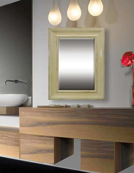 Tuscana - Our transitional style decorative wall mirror displays the marriage of traditional and contemporary furniture, finishes, materials and fabrics equating to a classic, timeless design. Our decorative wall mirror lines are simple yet sophisticated, featuring either straight lines or rounded profiles.
