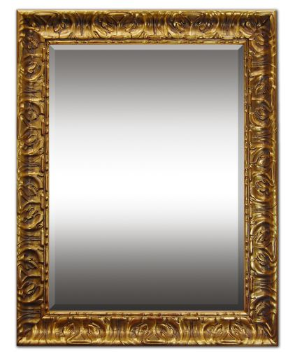 Dante - Traditional-style custom mirror framing from FrameStoreDirect takes inspiration from the 18th and 19th centuries. The rich woods and ornate designs used in our mirrors make the ideal accessories for living rooms, dens, library's and bathrooms.