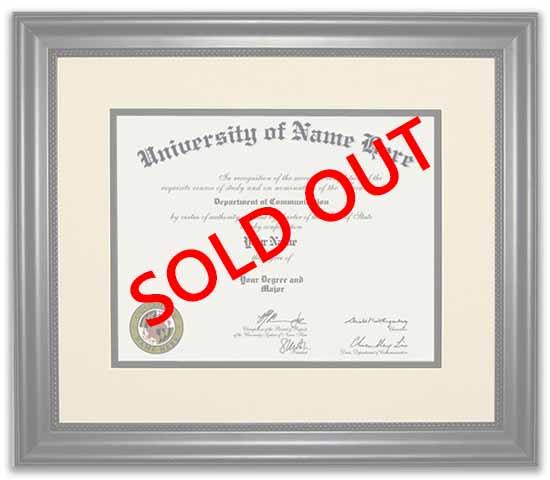 Custom diploma Frame for diploma certificate
